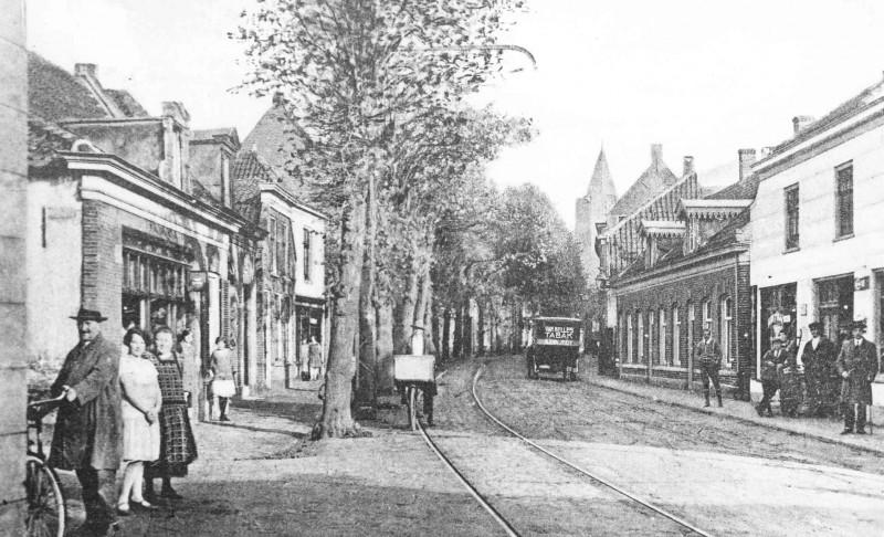 Entree Voorstraat