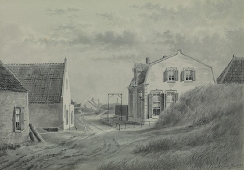 De Lage Wurft - 1885