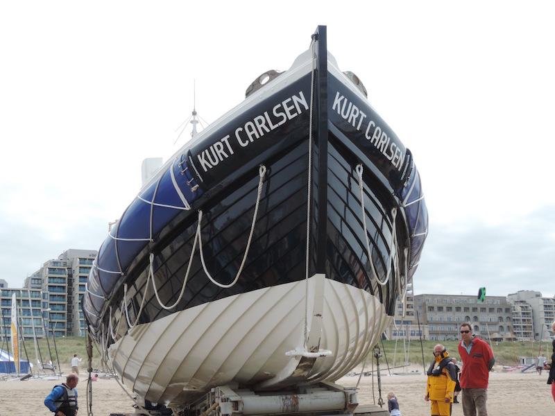 Kurt Carlsen lancering Huis ter Duin