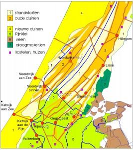 Cultuurhistorische Atlas Duin- en Bollenstreek