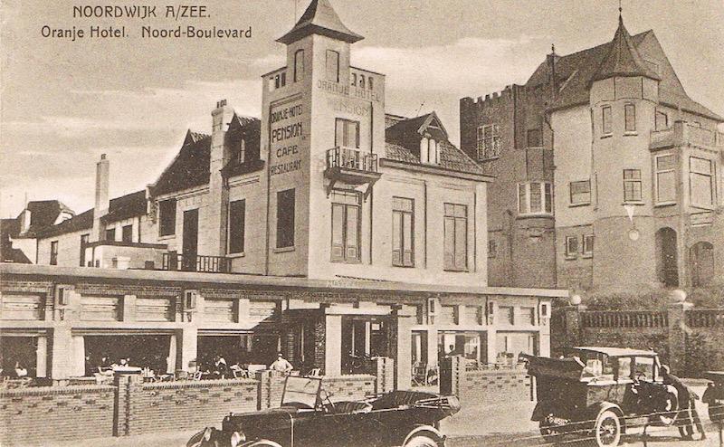 Oranje Hotel
