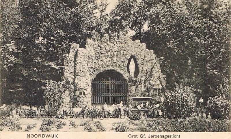 Lourdesgrot St. Jeroensgesticht