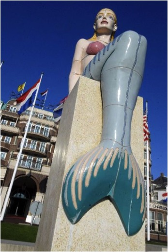Berry Holslag - Zeemeermin