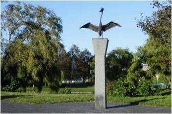 Tosca van den Haak (1918-2012) - Vogel
